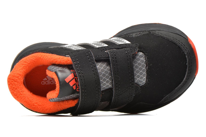 Chaussures de sport Adidas Performance Snice 4 CF I Noir vue gauche