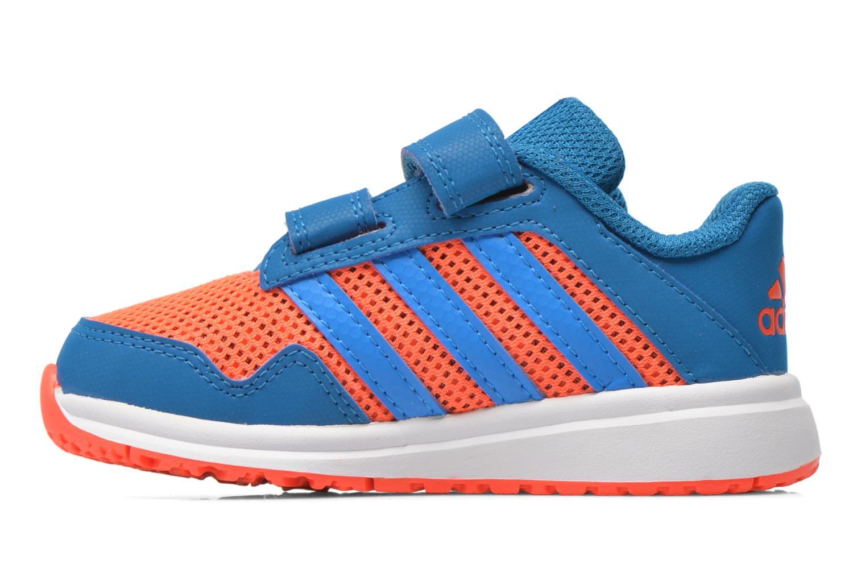 Chaussures de sport Adidas Performance Snice 4 CF I Bleu vue face