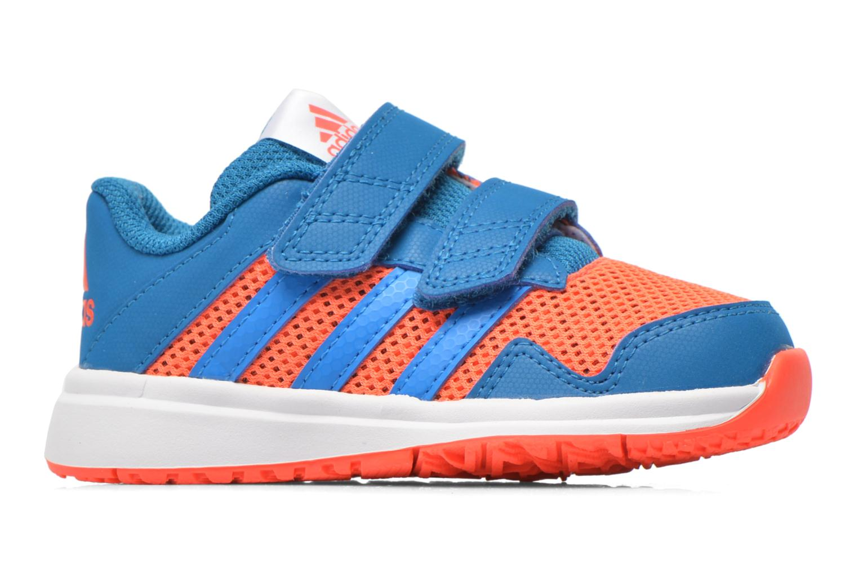 Chaussures de sport Adidas Performance Snice 4 CF I Bleu vue derrière