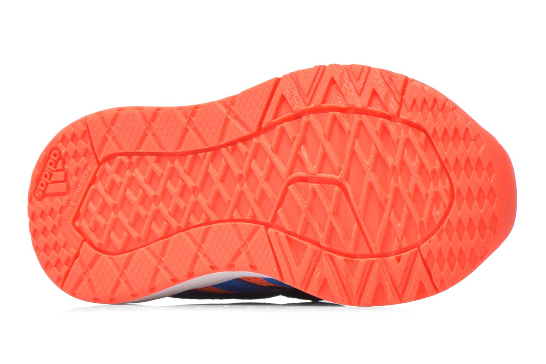 Chaussures de sport Adidas Performance Snice 4 CF I Bleu vue haut