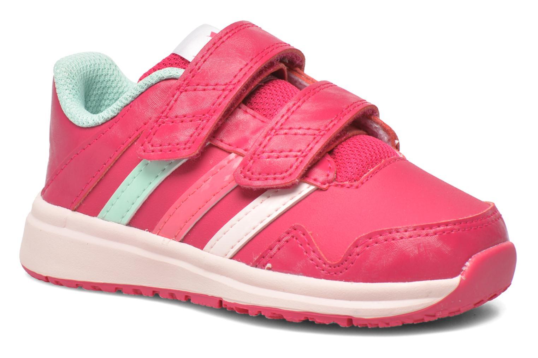 Chaussures de sport Adidas Performance Snice 4 CF I Rose vue détail/paire