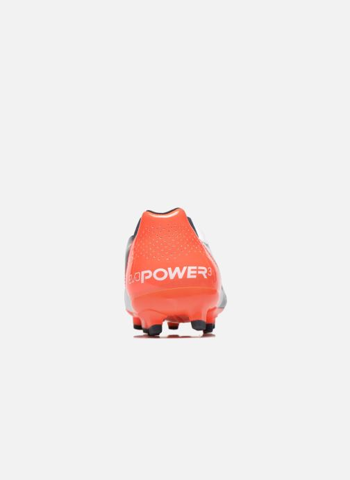 Sport shoes Puma EVOPOWER 3 2 FG. White view from the right