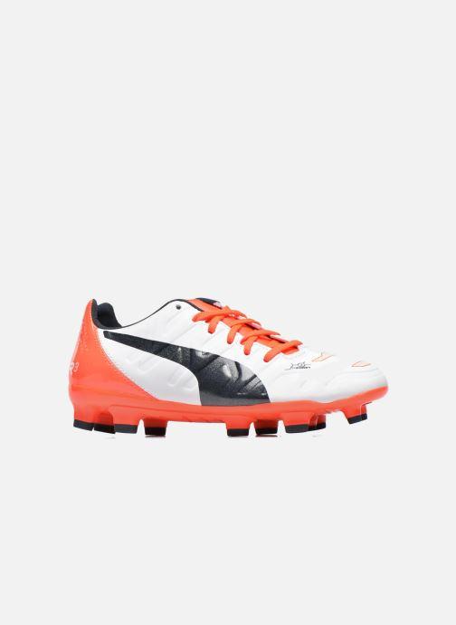 Chaussures de sport Puma EVOPOWER 3 2 FG. Blanc vue derrière
