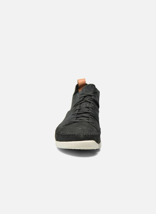 Sneakers Clarks Originals Trigenic Flex M Sort se skoene på