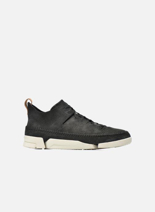 Sneaker Clarks Originals Trigenic Flex M schwarz ansicht von hinten