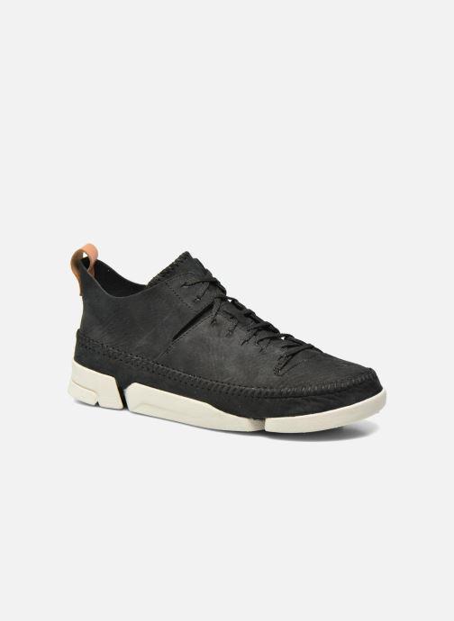Sneaker Clarks Originals Trigenic Flex M schwarz detaillierte ansicht/modell