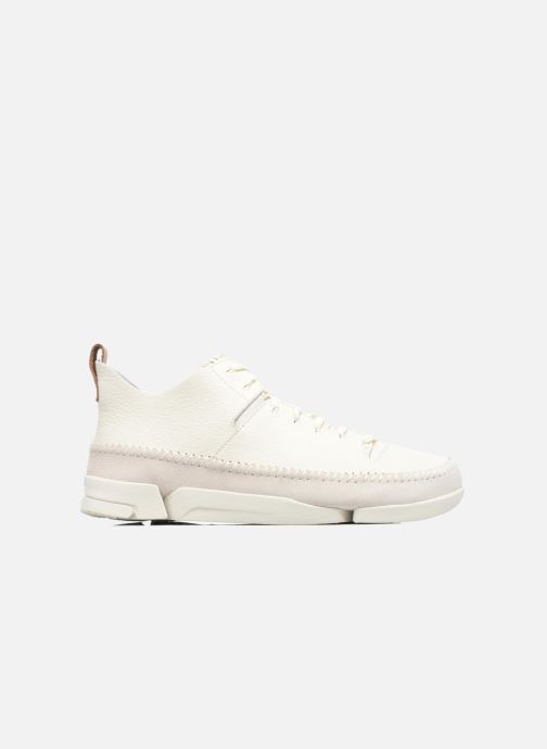 Sneaker Clarks Originals Trigenic Flex M weiß ansicht von hinten