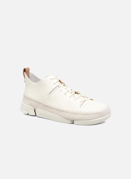 Sneaker Clarks Originals Trigenic Flex M weiß detaillierte ansicht/modell