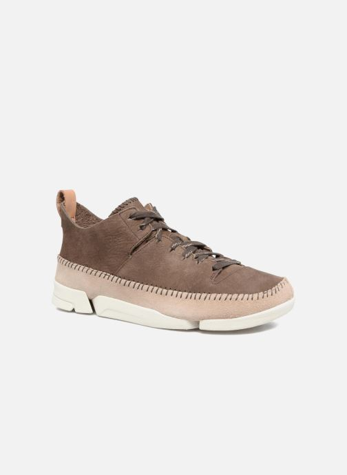 d1344f3ff011df Clarks Originals Trigenic Flex M (Marron) - Baskets chez Sarenza ...