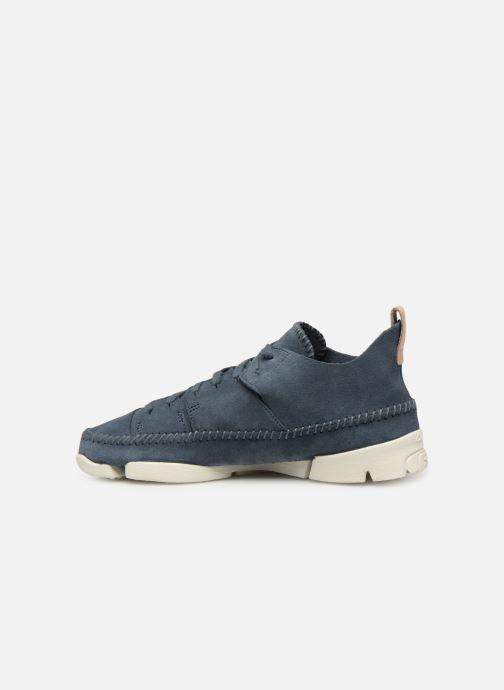 Sneakers Clarks Originals Trigenic Flex M Groen voorkant