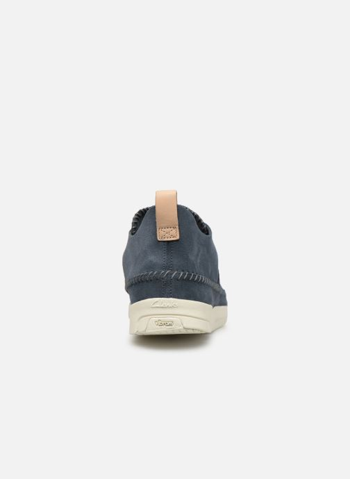Trainers Clarks Originals Trigenic Flex M Green view from the right