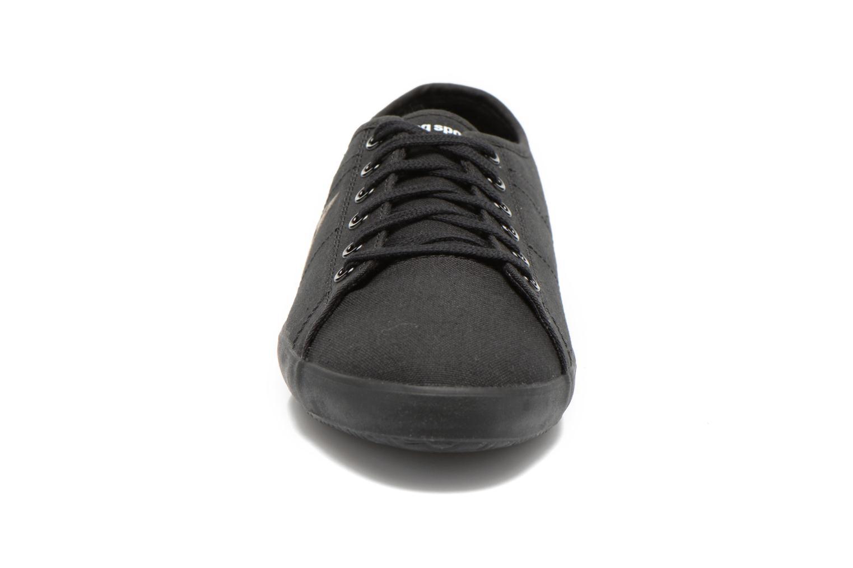Baskets Le Coq Sportif Slimset CVS Noir vue portées chaussures