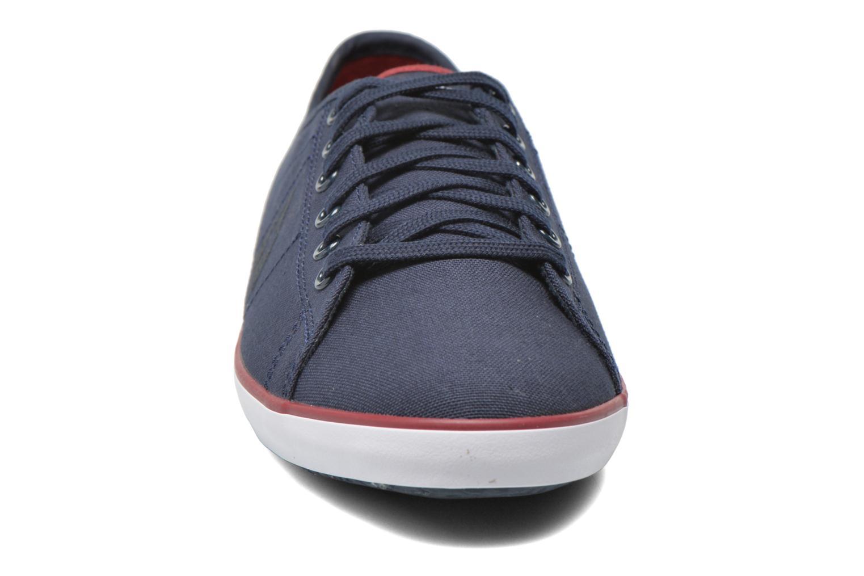 Baskets Le Coq Sportif Slimset CVS Bleu vue portées chaussures