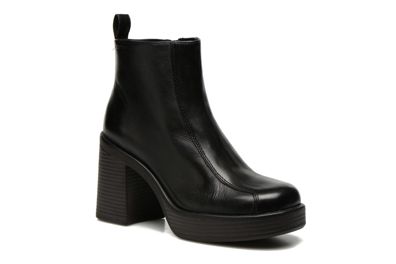 Ankelstøvler Vagabond Shoemakers TYRA 4032-101 Sort detaljeret billede af skoene