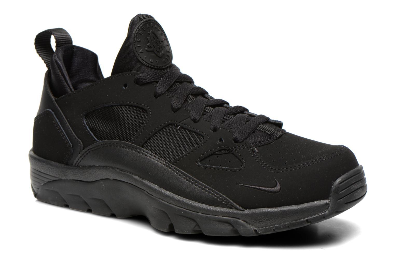 Baskets Nike Air Trainer Huarache Low Noir vue détail/paire