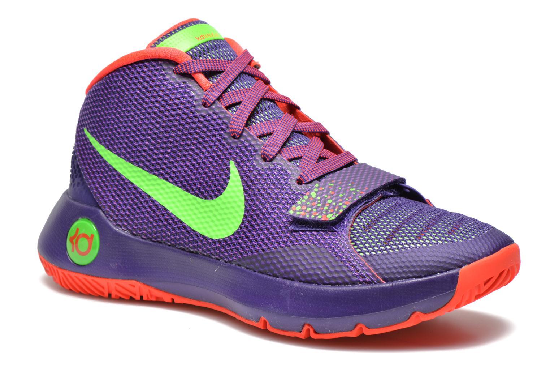 05b055e58e7c ... buy sport shoes nike kd trey 5 iii purple detailed view pair view 9c2f8  9bf47