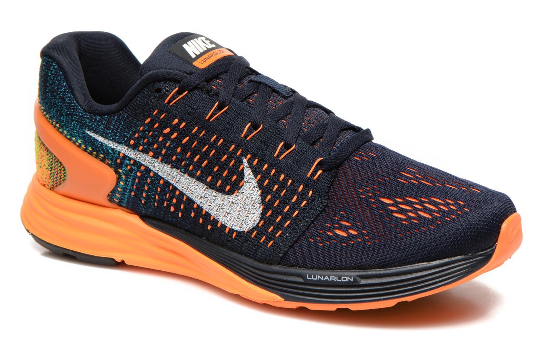 Nike Nike Lunarglide 7 (Azul) Zapatillas de deporte chez Sarenza