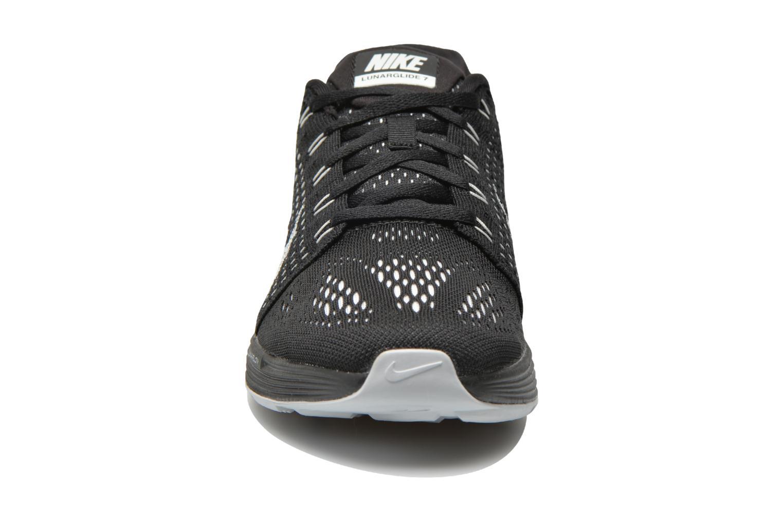 Chaussures de sport Nike Wmns Nike Lunarglide 7 Noir vue portées chaussures