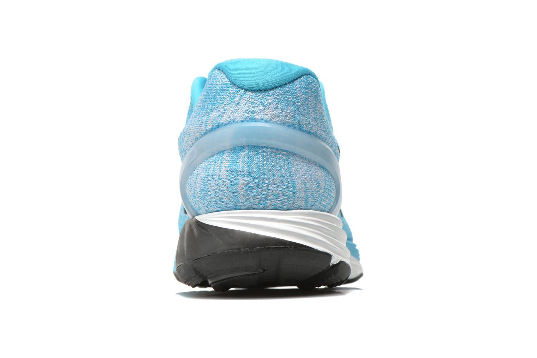Chaussures de sport Nike Wmns Nike Lunarglide 7 Bleu vue droite