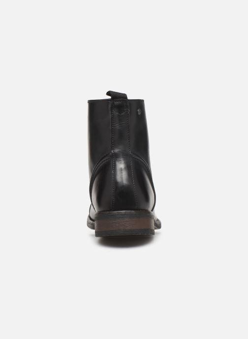 Boots en enkellaarsjes Base London Clapham Zwart rechts