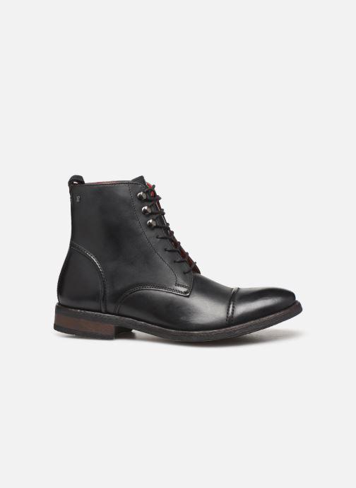 Ankle boots Base London Clapham Black back view