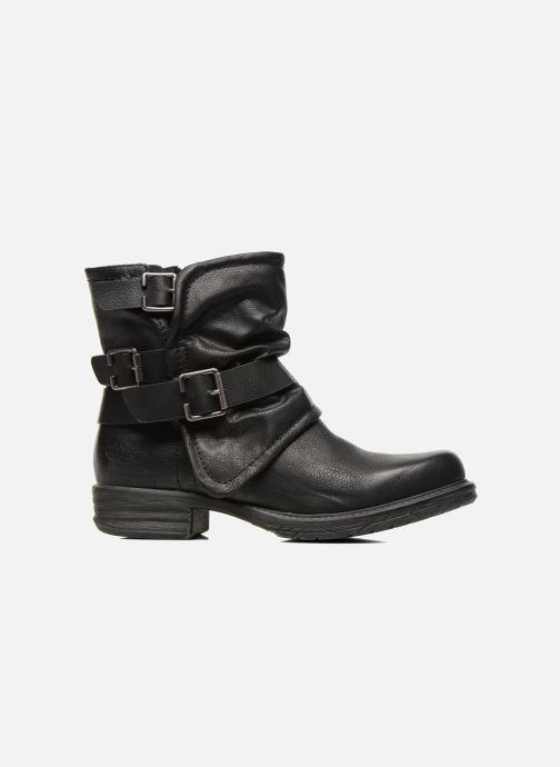 Bottines et boots Dockers Trice Noir vue derrière