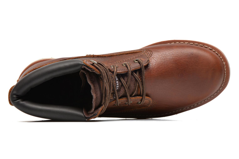 Bottines et boots Dockers Olivier Marron vue gauche