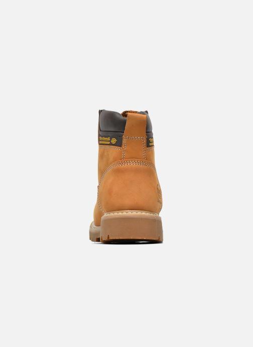 Bottines et boots Dockers Ugo Beige vue droite