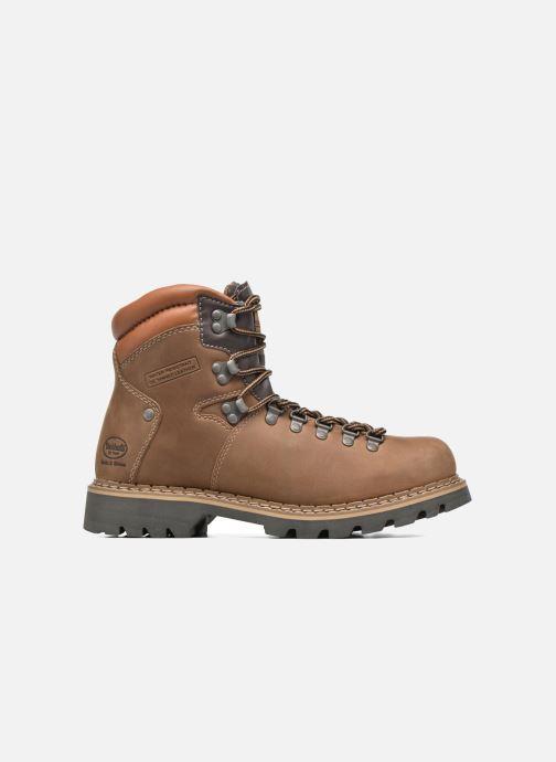 Bottines et boots Dockers Teo Marron vue derrière