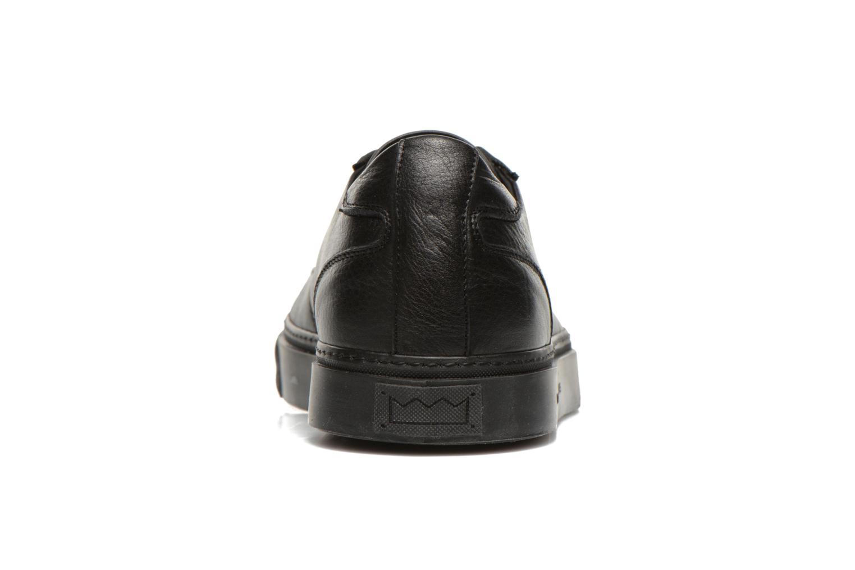 Baskets Marc Jacobs Zen Noir vue droite