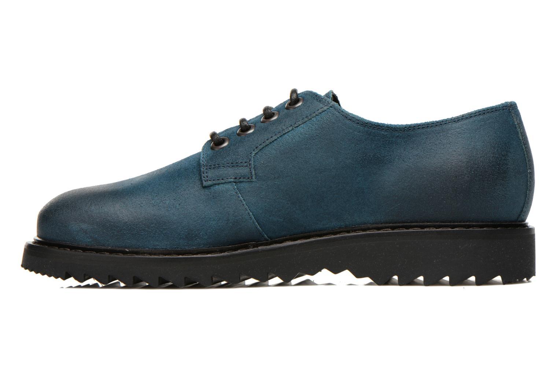 Chaussures à lacets Marc Jacobs Vouie Bleu vue face
