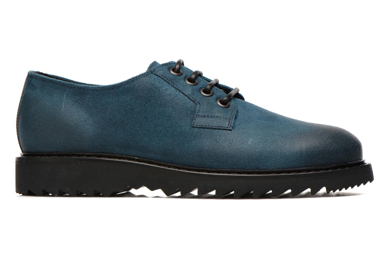 Chaussures à lacets Marc Jacobs Vouie Bleu vue derrière