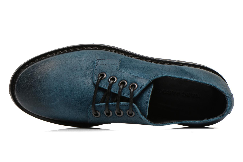 Chaussures à lacets Marc Jacobs Vouie Bleu vue gauche