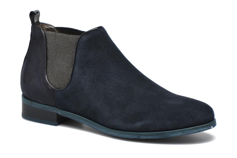 Boots en enkellaarsjes HE Spring Eva Blauw detail