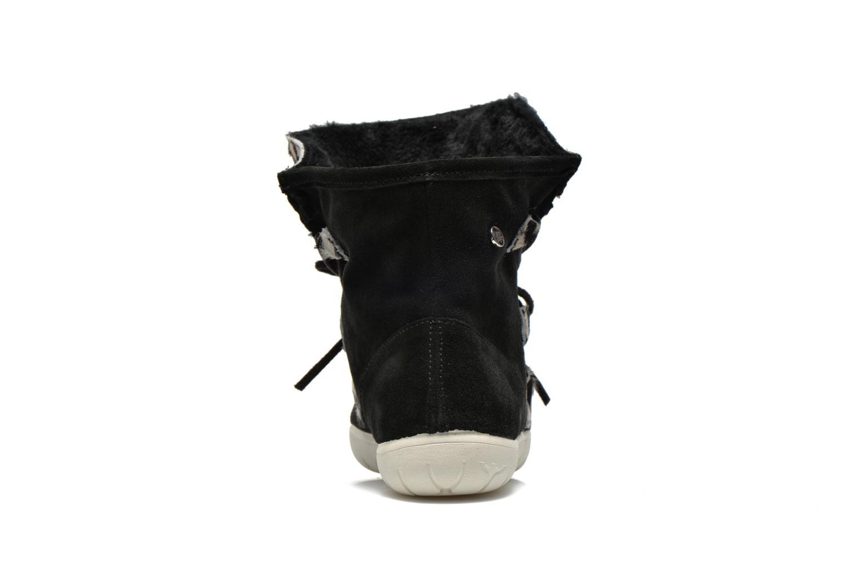 Stiefeletten & Boots Yum Gum Aspen Animal schwarz ansicht von rechts