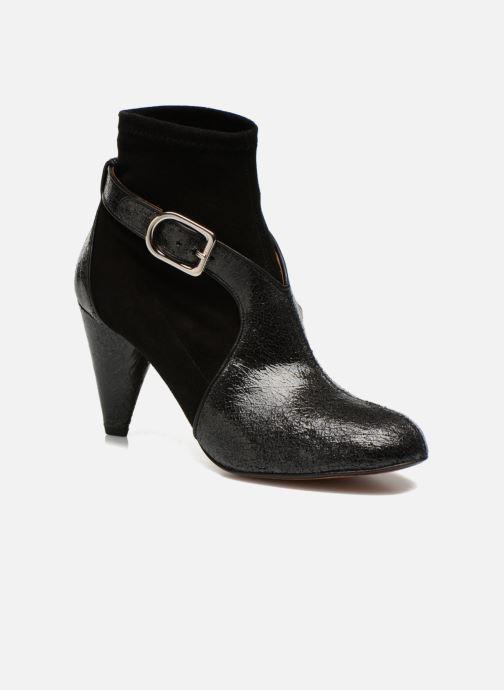 Boots en enkellaarsjes Sonia Rykiel Ewip Zwart detail
