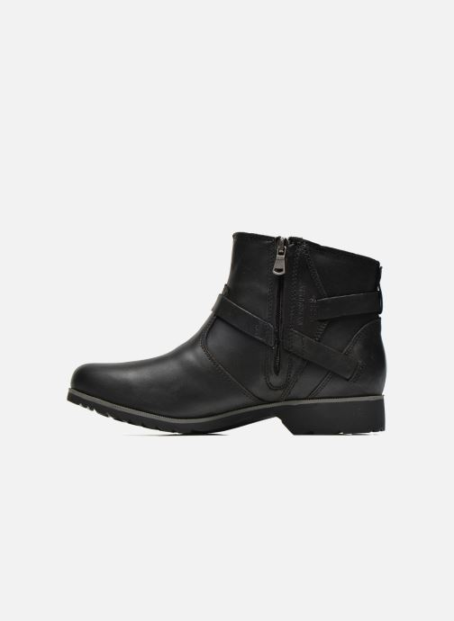 Bottines et boots Teva Delavina Ankle Noir vue face