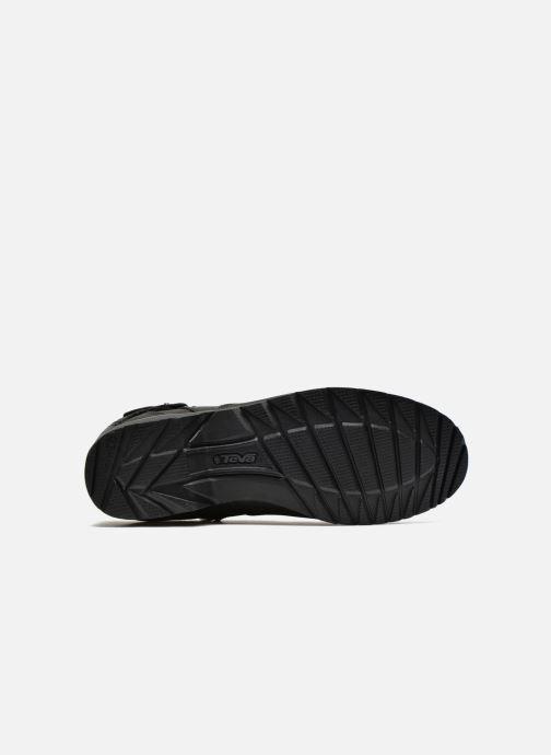 Bottines et boots Teva Delavina Ankle Noir vue haut