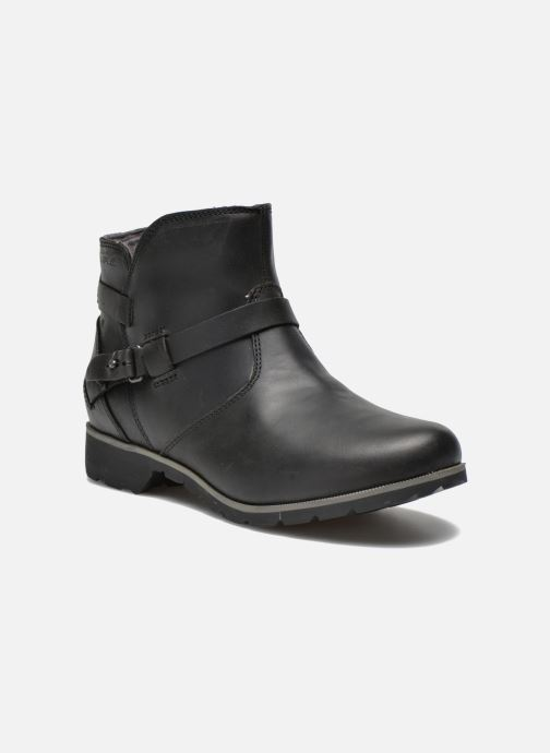 Bottines et boots Teva Delavina Ankle Noir vue détail/paire