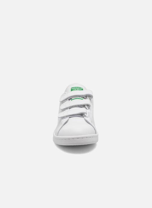 Baskets adidas originals Stan Smith Cf Blanc vue portées chaussures