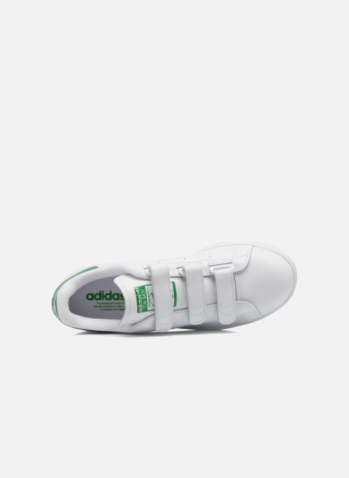 Baskets adidas originals Stan Smith Cf Blanc vue gauche