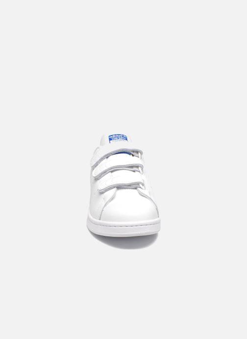 Sneaker adidas originals Stan Smith Cf weiß schuhe getragen