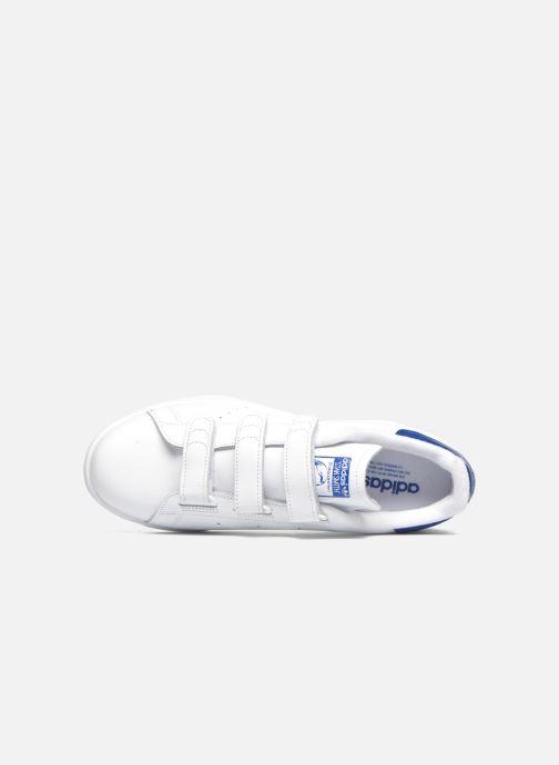 Sneaker adidas originals Stan Smith Cf weiß ansicht von links