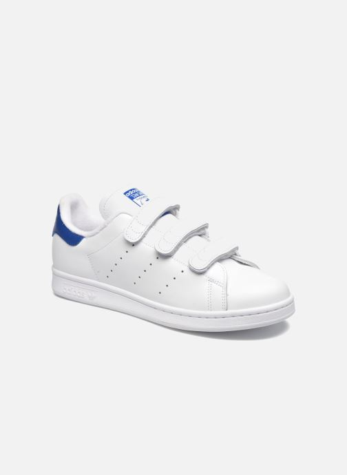 Trainers adidas originals Stan Smith Cf White detailed view/ Pair view