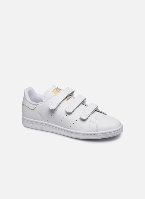 Deportivas adidas originals Stan Smith Cf Blanco vista de detalle / par