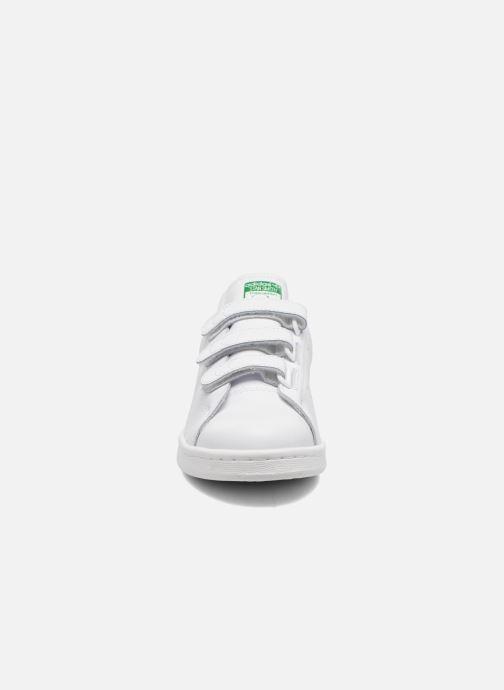Baskets adidas originals Stan Smith Cf W Blanc vue portées chaussures