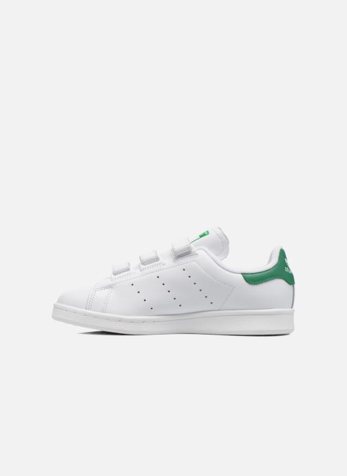 Trainers adidas originals Stan Smith Cf W White front view