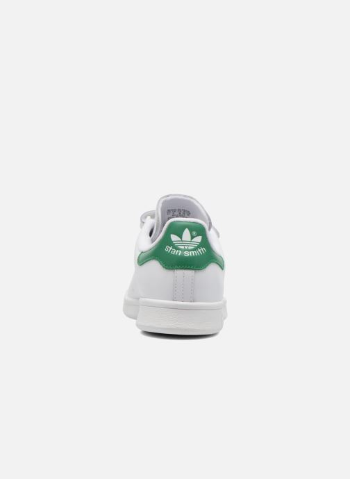 Trainers adidas originals Stan Smith Cf W White view from the right
