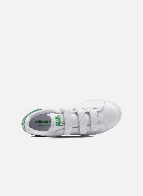 Sneaker adidas originals Stan Smith Cf W weiß ansicht von links