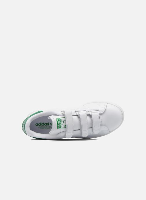 Baskets adidas originals Stan Smith Cf W Blanc vue gauche